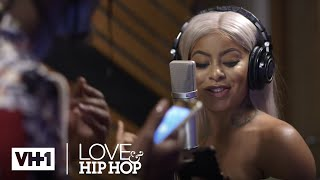 Alexis Skyy & Zell Make A Diss Track About Masika 'Sneak Peek' | Love & Hip Hop: Hollywood