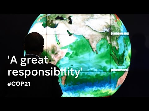 Paris climate change summit 2015: 'the near impossible task'