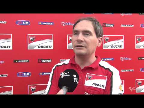 Assen 2014 - Ducati Technical Preview