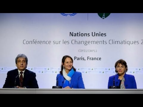 Paris Climate Agreement Not Strong Enough to Prevent Global Catastrophe