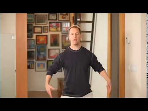 Qi Gong 10 min Evening Exercise by Lee Holden ☑