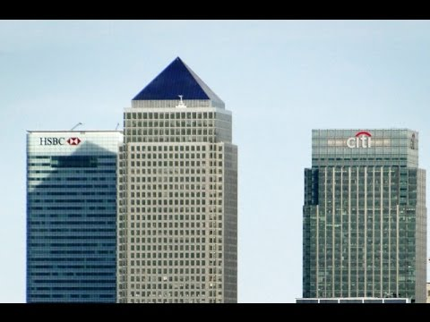 One Canada Square Building At Open House London