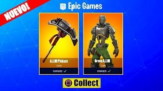 FORTNITE will give us new SKIN and PICO in Week 10 - Game Game