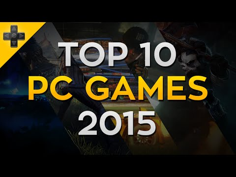 Top 10 PC Games 2015
