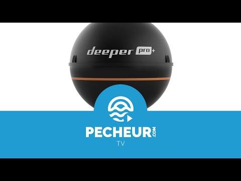 Sondeur DEEPER Pro+ - Coup de cœur Pecheur.com