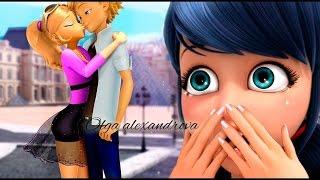 Miraculous Ladybug Speededit Sadness and tears Marinette