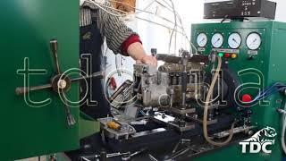 Ремонт и обкатка топливного насоса P56-18A двигателя SW-680