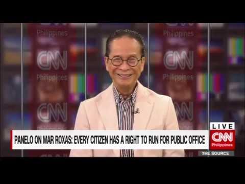 The Source speaks to Presidential Spokesperson Sal Panelo
