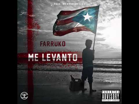 Farruko - Me levanto | Preview 2017