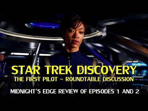 Star Trek Discovery Pilot Review and Roundtable Discussion