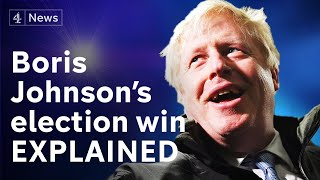 How Boris Johnson won the 'Brexit election'