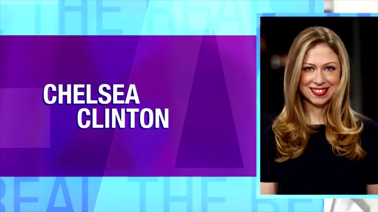 Monday on 'The Real': Chelsea Clinton, Jo Koy, Nikkolas Smith
