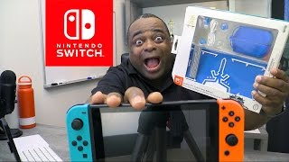 MORE Nintendo Switch ACCESSORIES!