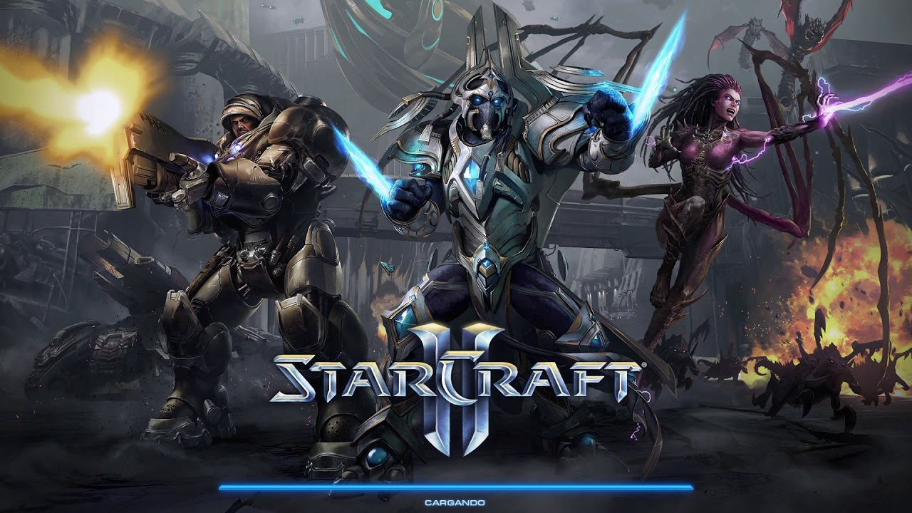 STARCRAFT 2 FREE TO PLAY ES LO MEJOR