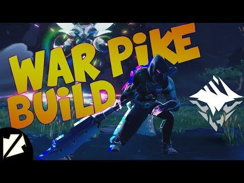 Dauntless War Pike Build | Open Beta Gameplay Guide | PC F2P