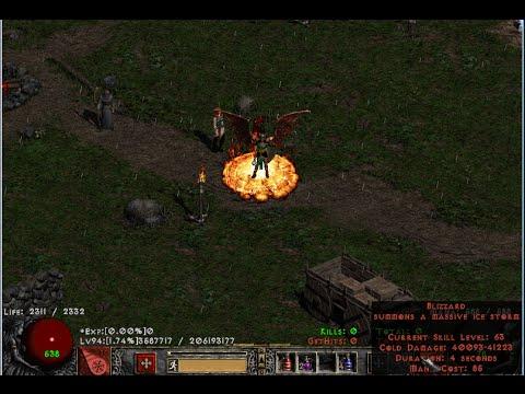 Rush Quest Diablo 2 - Hướng dẫn rush quest cho newbie