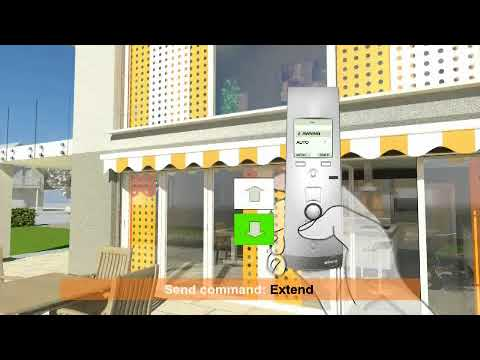 elero GmbH   ProLine 2   bidirectional radio system for roller shutter and sun protection system