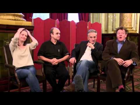 Yes Prime Minister Cast Interview