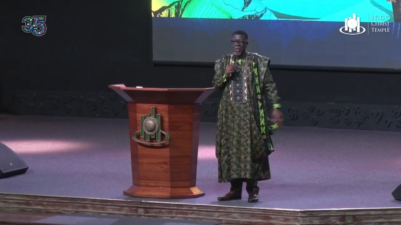 BUILDING OUR FAITH IN CHRIST by Pastor Mensa Otabil
