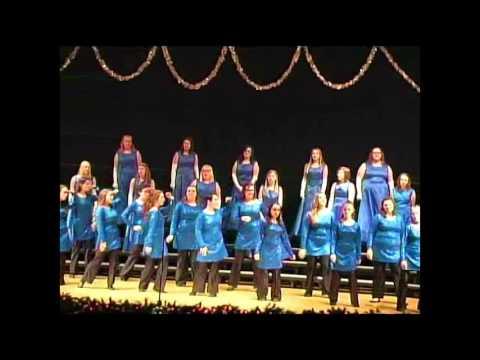 Kingsford High School Christmas Chorale Concert 2016