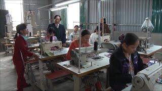Tin tức 24h: Hải Dương tạo việc làm cho người khuyết tật