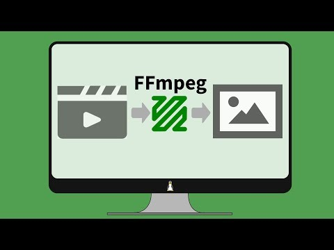 Convert video to images with FFmpeg in Linux