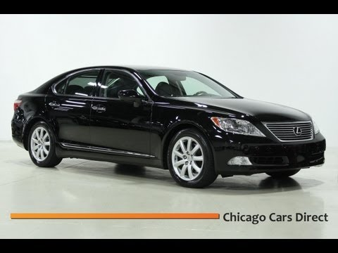 Chicago Cars Direct Presents a 2007 Lexus LS460 Sedan in High Definition