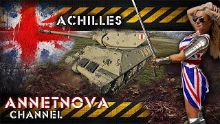 Achilles - Hellcat'у противовес?