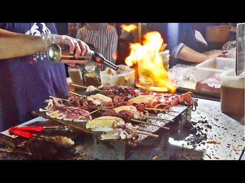 real-street-food-grilled-squid-#streetfood-25