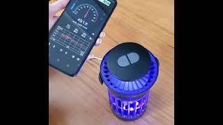 메이드조이 듀얼 해충퇴치기 소음 측정 영상