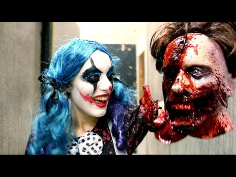 Evil Clown 2   Behind The Scenes
