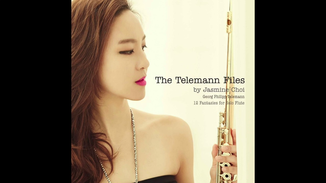 Telemann Fantasy No.3 in B Minor - Jasmine Choi