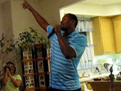 """Ron Artest singing Celine Dion """"My Heart Will Go On"""""""