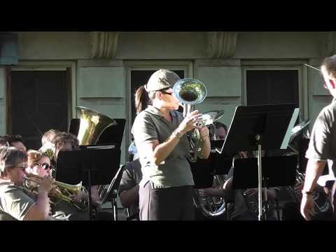 """Utah Premiere Brass: """"On My Own"""", Sonja Reynolds soloist"""