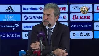 Aykut Kocaman istifa ediyor 19 Mayıs 2018 / Fenerbahçe - Atiker Konyaspor
