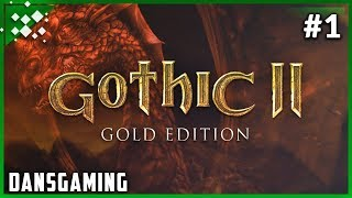Let's Play Gothic II (Part 1) - w/ PC Graphics Mods