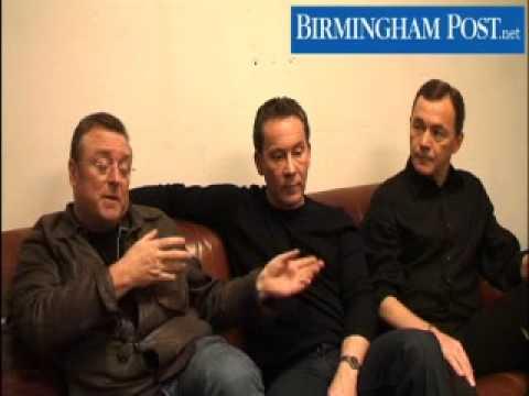 UB40 speak to the Birmingham Post