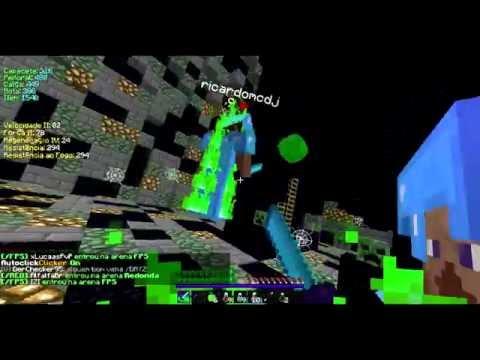 Minecraft - Morbid - Minha configuração