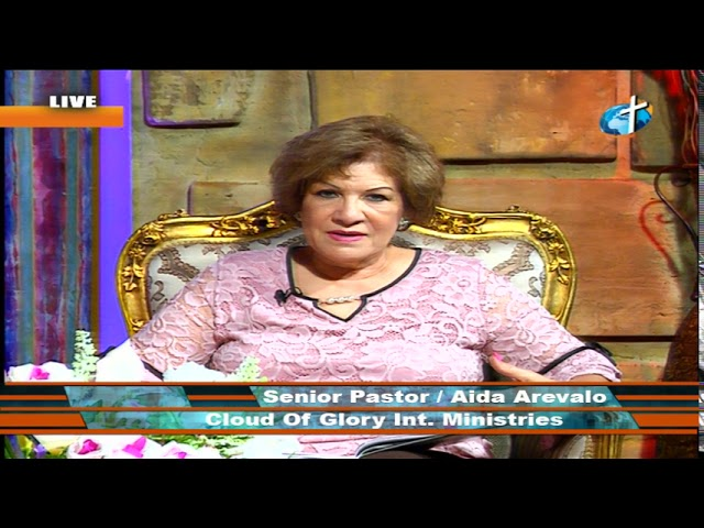 Under the Cloud of Glory Aida Arevalo 05-01-2019
