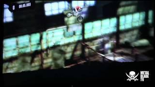 Unearth's Trevor Phipps vs. Trials on Xbox 360 Arcade