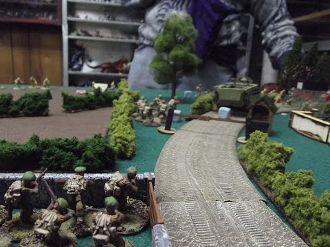Bolt Action Battle Report #35 British vs Japanese, Adepticon Prep 1250 points