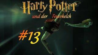 Lets play Harry Potter und der Feuerkelch ♦ Part #13 - Auf zum zweiten Versuch! [German/HD]