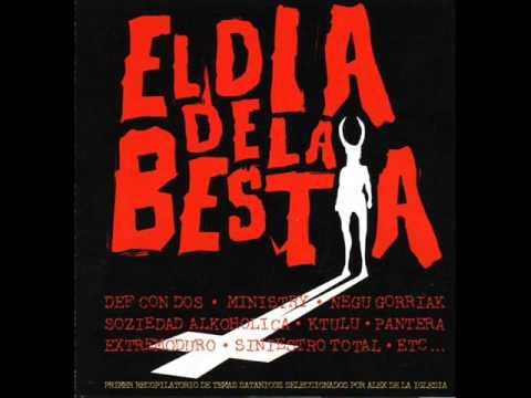 El Dia de la Bestia ( banda sonora)