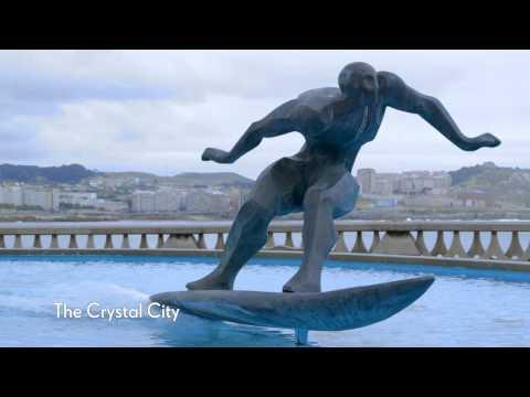 La Coruna, Spain Shore Excursion - The Crystal City - Cunard