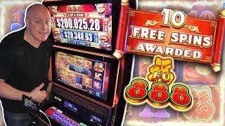 💥NEW GAME JACKPOT! 💥My 1st FU 888 Bonus Round Handpay! 🏮| The Big Jackpot