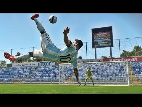 PES 2018 - Goals & Skills Compilation #7 HD