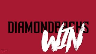 Arizona Diamondbacks 2018 Win Song