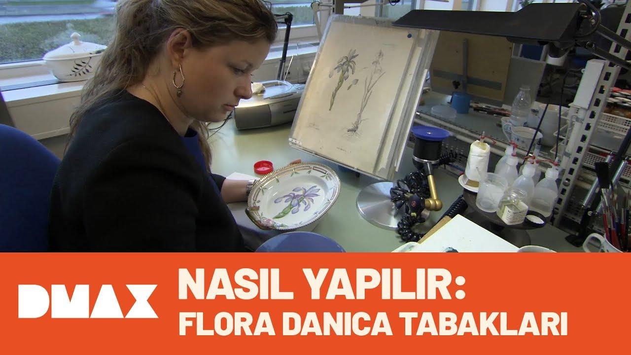 Nasıl Yapılır: Flora Danica Tabakları