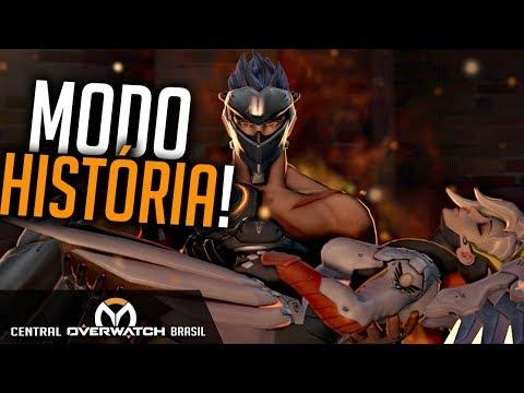 OVERWATCH - MODO CAMPANHA / MODO COOP CHEGANDO EM BREVE? - Central Overwatch Brasil