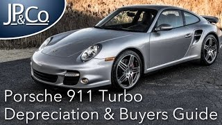 Porsche 911 Turbo | Buyers Guide & Depreciation Analysis